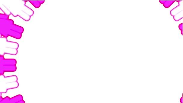 Brust-Krebs-Bewusstsein-Gestaltung
