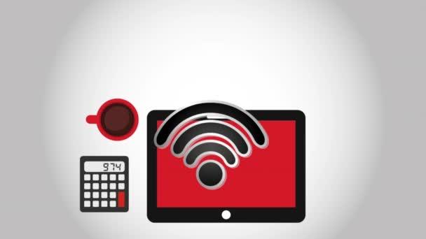 WiFi kapcsolat kialakítása