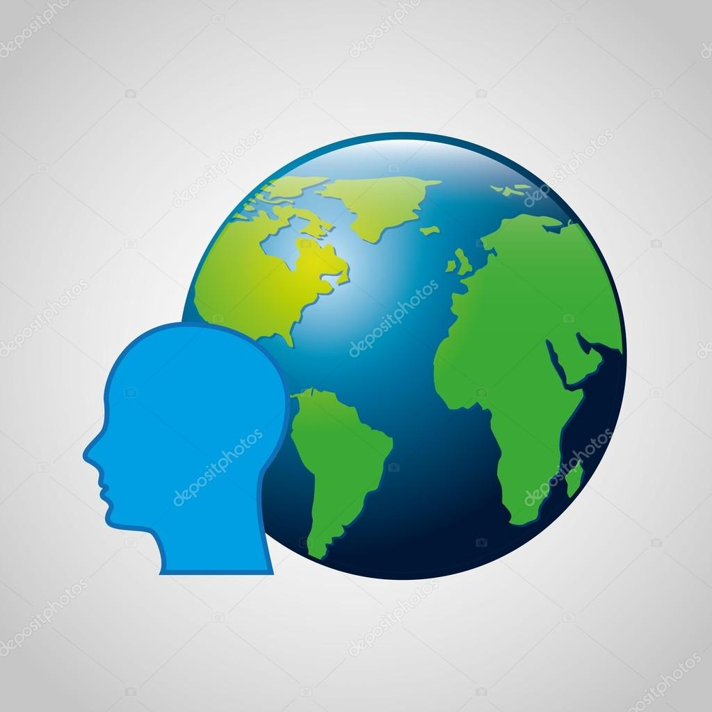 Ziemia Planeta Projekt Grafika Wektorowa Yupiramos 90308350