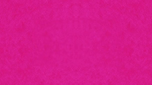 Family design over pink background, Video animation