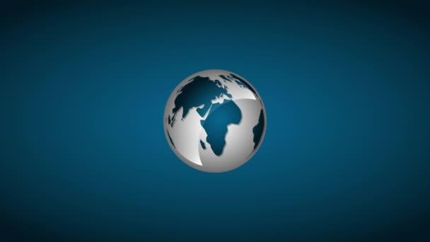 Welt Icondesign, Video-Animation