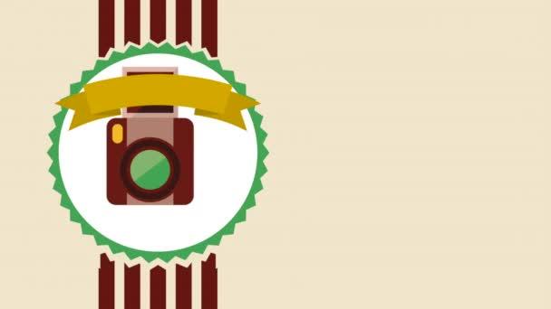 fotózás ikon tervezés