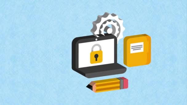 Security information design, Video Animation