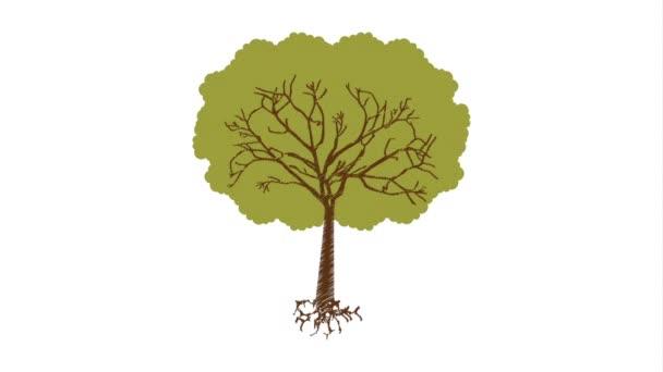 Ekologie design se stromem