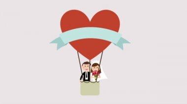 Wedding invitation template stock videos royalty free wedding wedding invitation design stock video stopboris Images