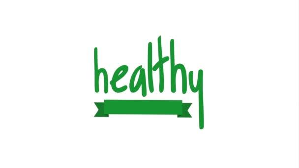 zdravé jídlo design