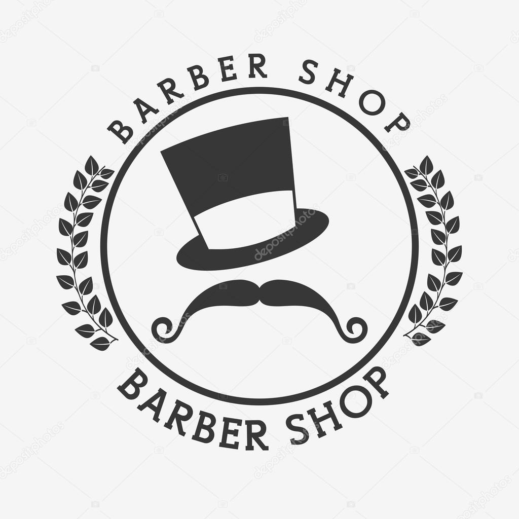 151032d60890 Barber shop design — Stock Vektor © yupiramos  94286774