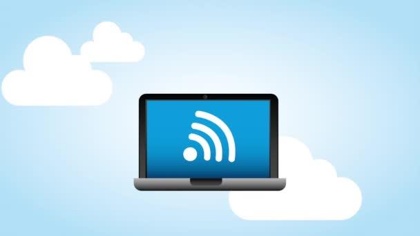 WiFi Connection entwerfen