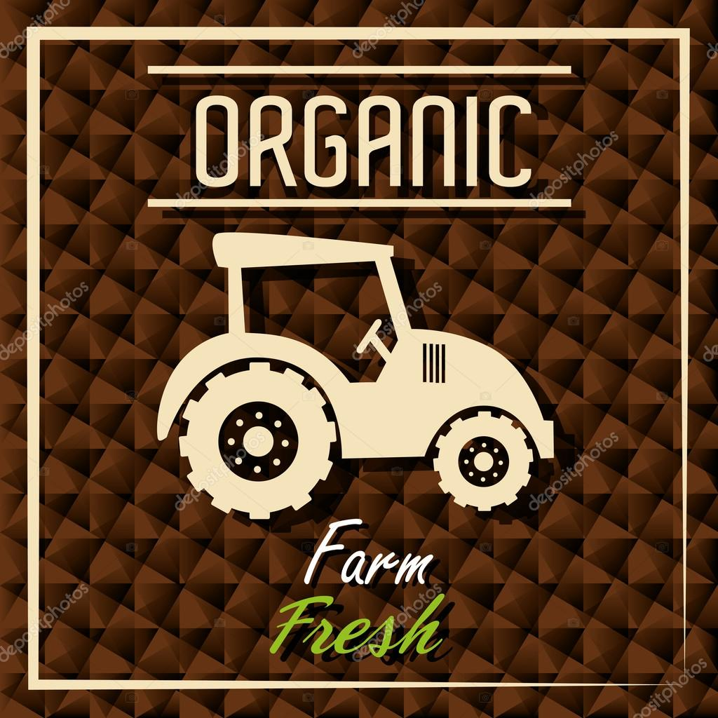 Farm fresh organic product