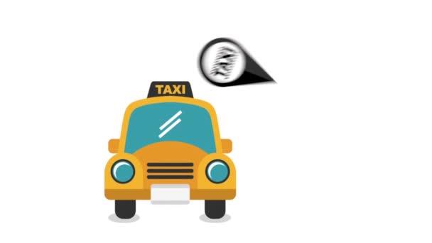 Taxi služeb design