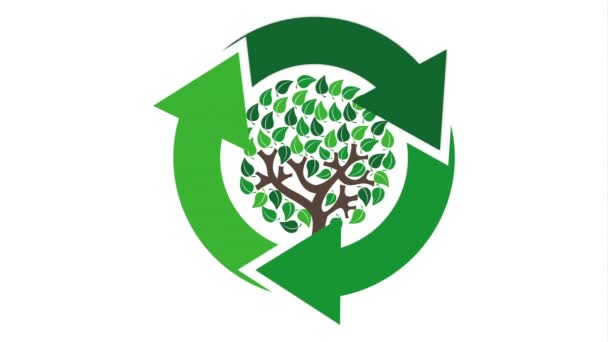 Ecology icon design