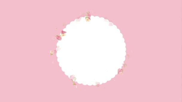 krásná květina design