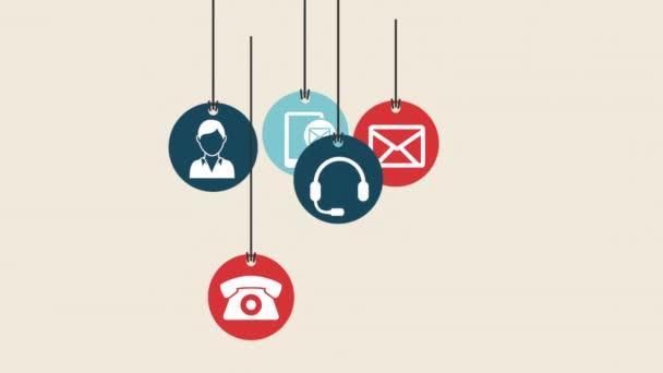 sociální media design