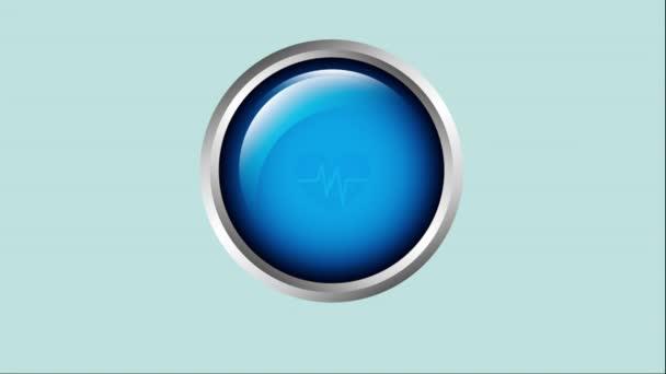 lékařské ikonu design