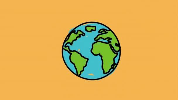 Föld bolygó alnyomatban
