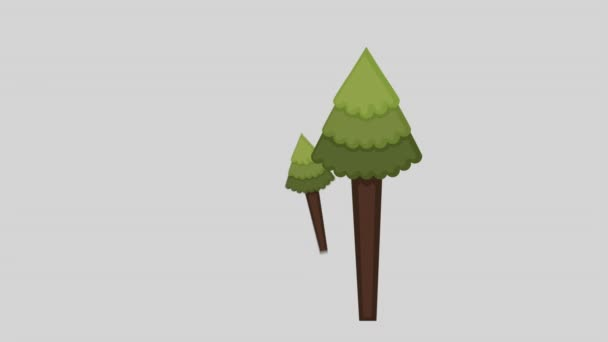 Forest icon design