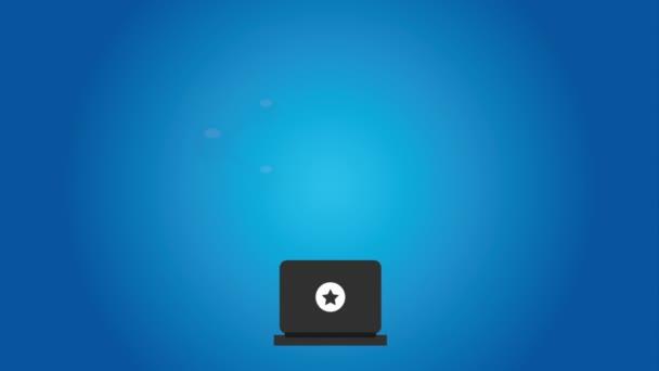 Laptop-Icondesign