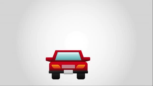 Parking icon design