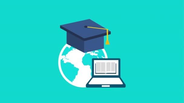Vzdělávání ikonu design, Video animace