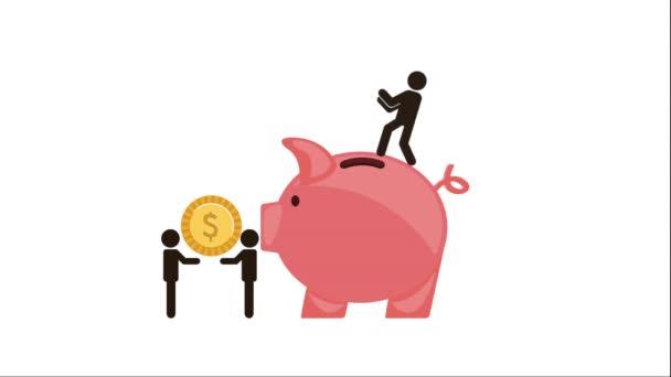 Pénzügyi ikon tervezés