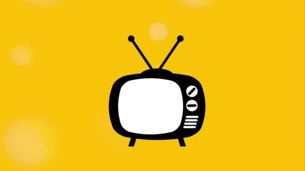 TV képernyő design