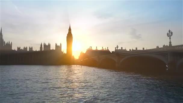 a Big ben és ház-ból Parlament