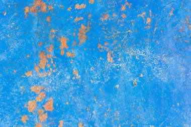 Blue surface background
