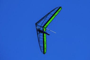 Hang gliding in Krushevo, Makedonia