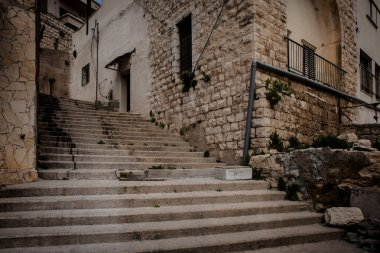 Streets of  old Nazareth