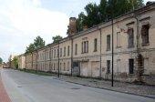 Daugavpils (Lotyšsko) pevnost