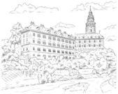 Palác Český Krumlov