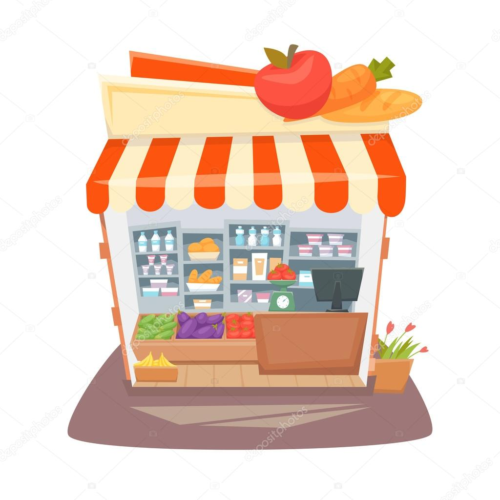Health Food Store Qstore
