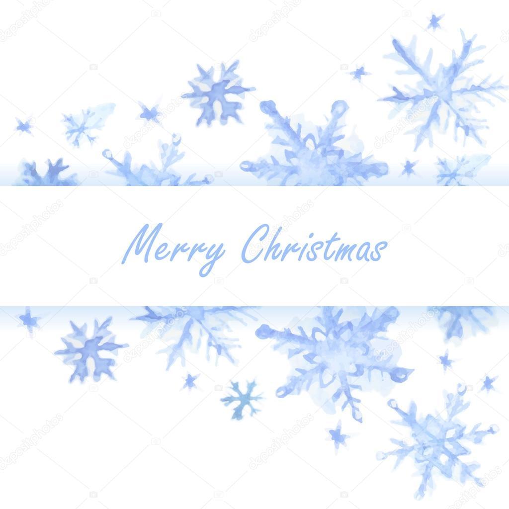 weihnachten schneeflocken hintergrund — Stockvektor © nordfox #59764827