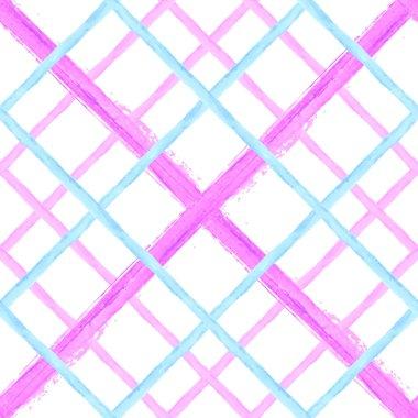 Seamless tartan pattern 4