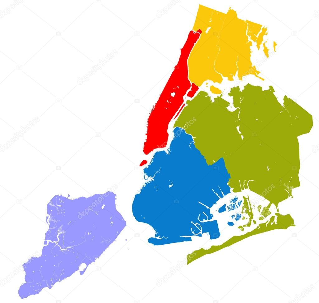 Long Island On Map Of New York