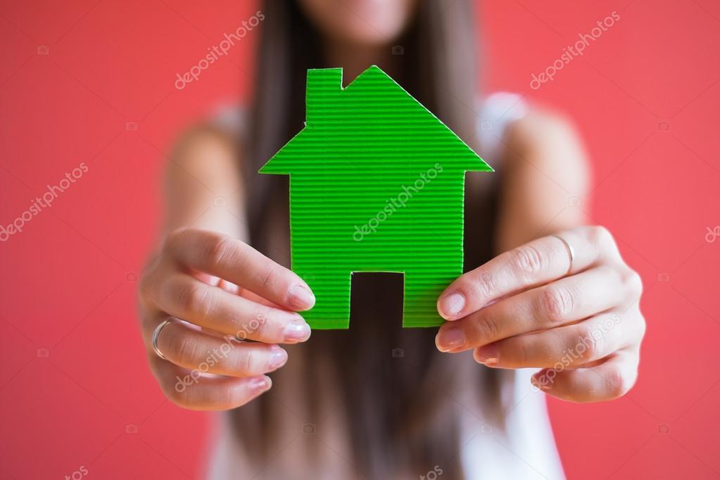 Modello della casa di carta foto stock file404 113652224 for Modello di casa