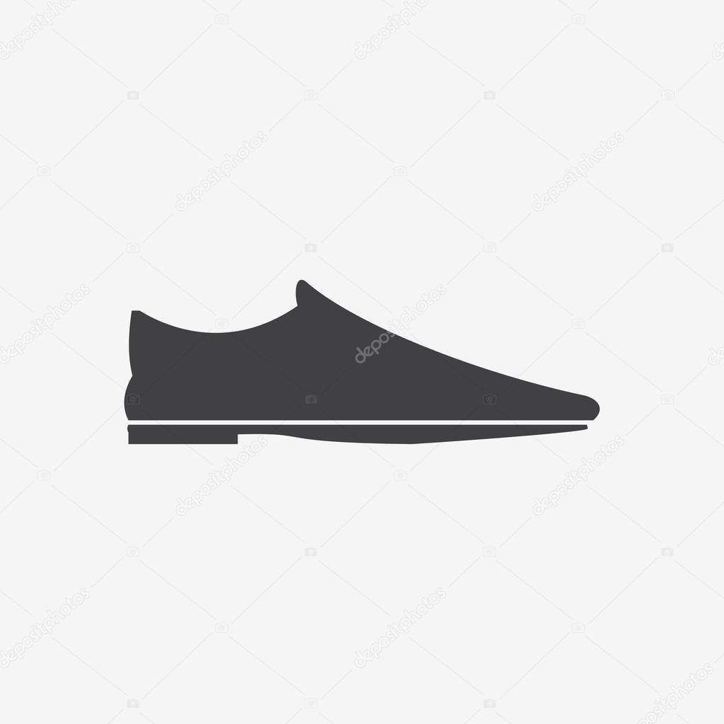 Schoenen pictogram — Stockvector © file404 #51957717