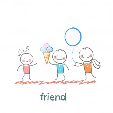 Friend icon