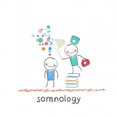 Somnology and books
