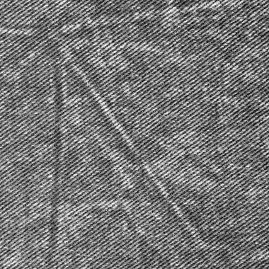 Natural Black Linen Denim Cotton Jeans Texture, Large Detailed macro closeup worn pattern copy space, grey, white