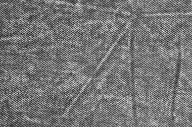 Natural Black Linen Denim Cotton Chinos Jeans Texture, Detailed