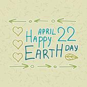Fényképek A Föld bolygó Föld Day.sketch illusztráció vektor