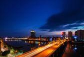 Most a město