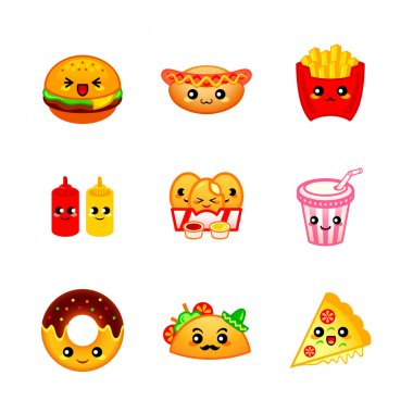 Cite fast-food icons