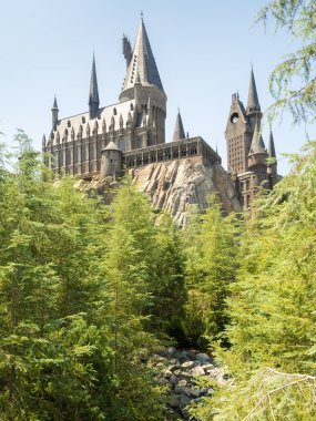 Hogwarts Castle at Universal Studios Islands of Adventure
