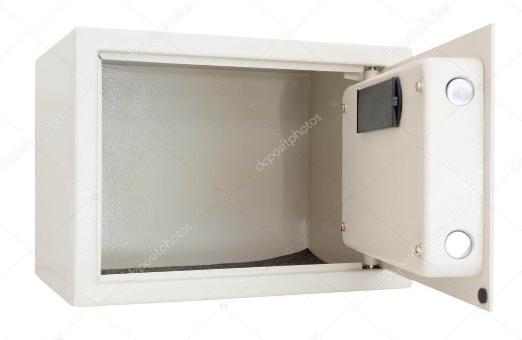 Abrir caja como fuerte electronica una