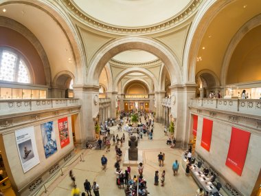 The Metropolitan Museum of Art in New York