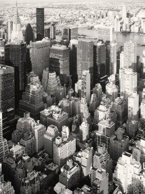 Skyscrapers at midtown New York City