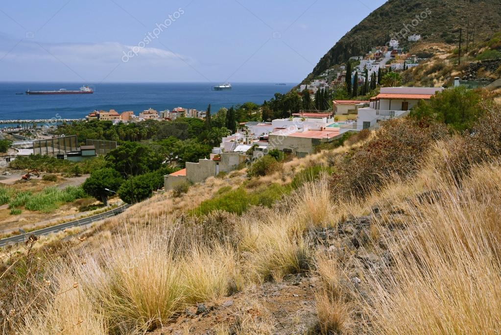 San Andres view, Tenerife, Spain