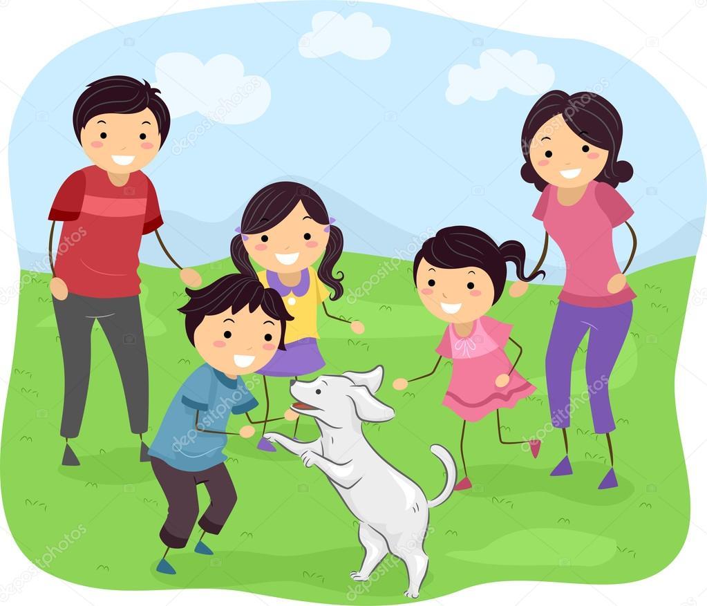 Nena y sus mascotas - 2 1